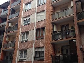 Rehabilitación de fachadas, Santurtzi - Bizkaia