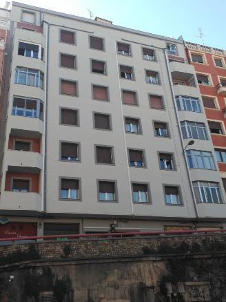 Aislamiento térmico SATE, Bilbao - Bizkaia